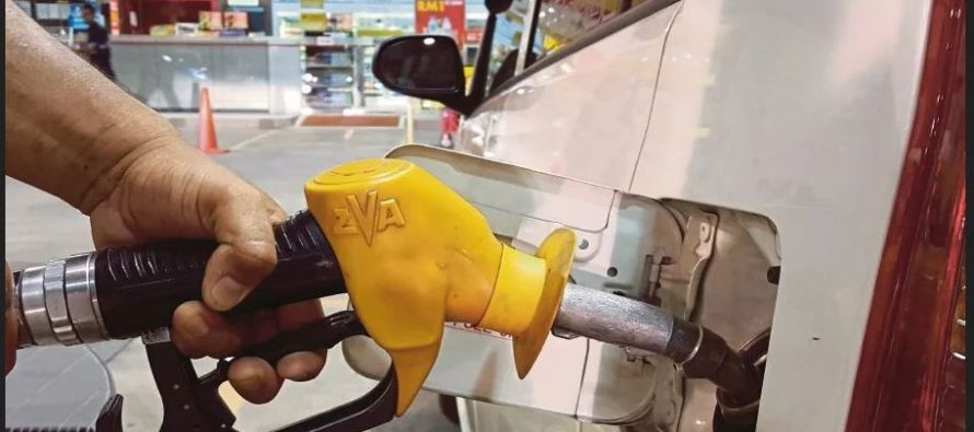 B40 recipients for petrol subsidies data being updated
