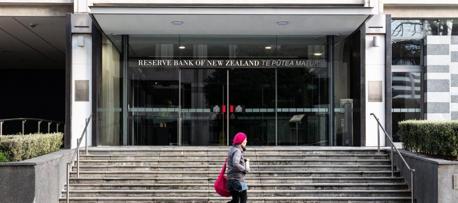 New Zealand's central bank stuns markets with 50-bp rate cut