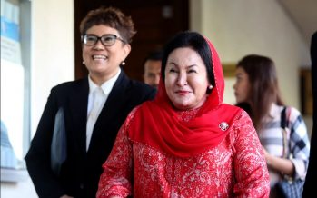 1MBD case: Court allows Rosmah to inspect items seized