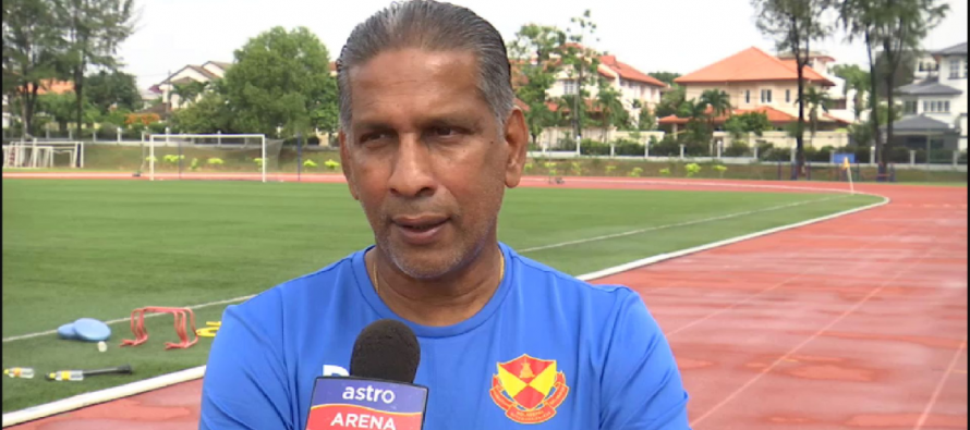 Sathianathan peeved at Selangor's failure to collect full points