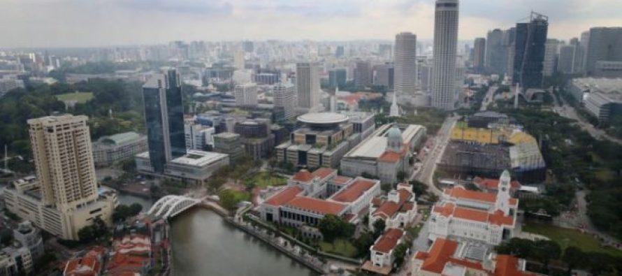 Singapore slashes GDP forecast to the range of 0% to 1%