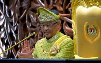Agong begins four-day state visit to Indonesia