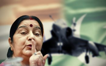 India's former foreign minister Sushma Swaraj dies