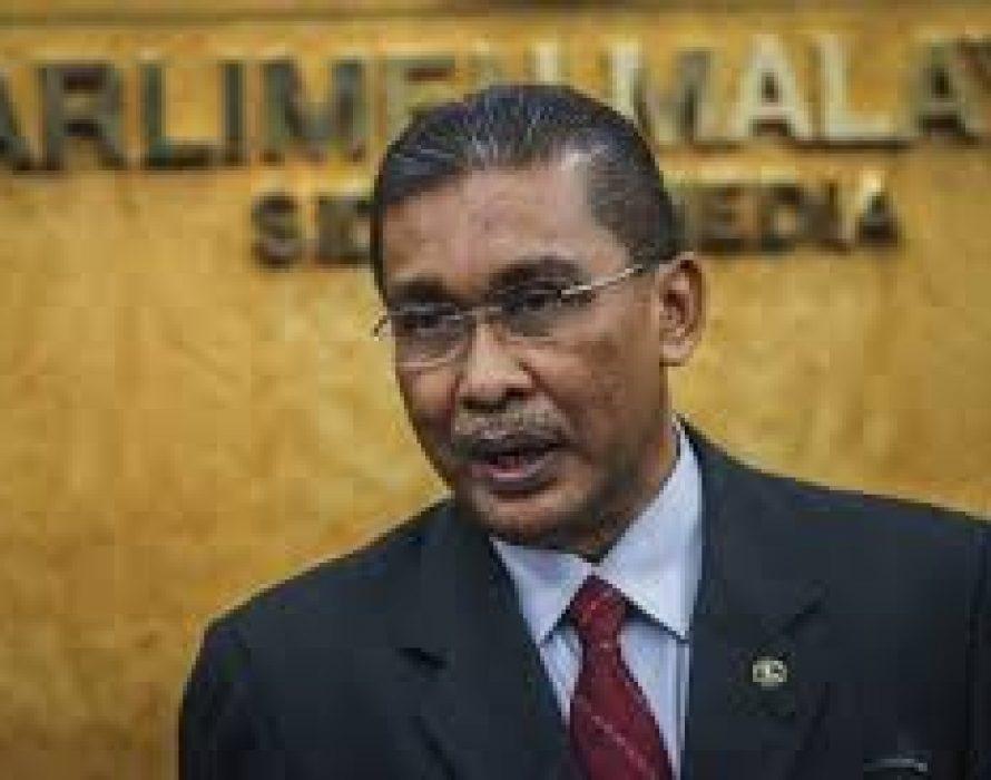 Takiyuddin: Time of Dewan Rakyat special sitting will not be extended