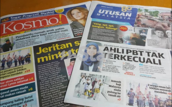 Utusan's voice in gaining the nation's Independence