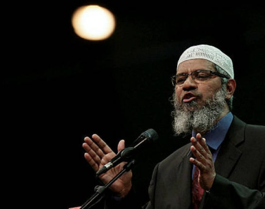 Olive branch to Zakir Naik – One-way ticket to India