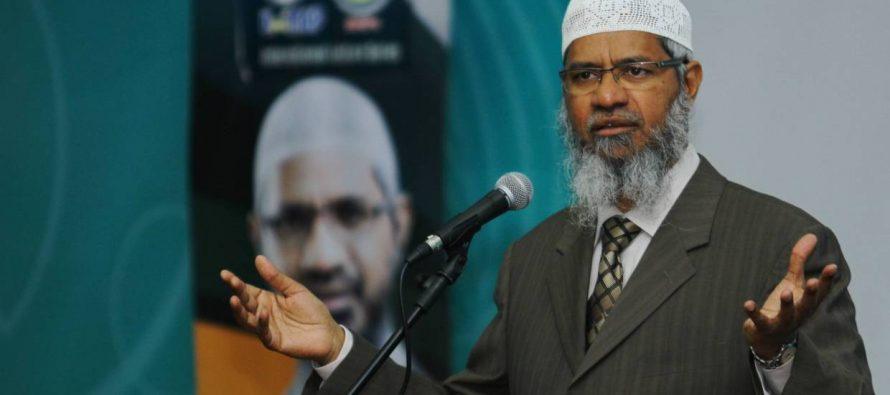 Zakir Naik: Let the old guests leave first