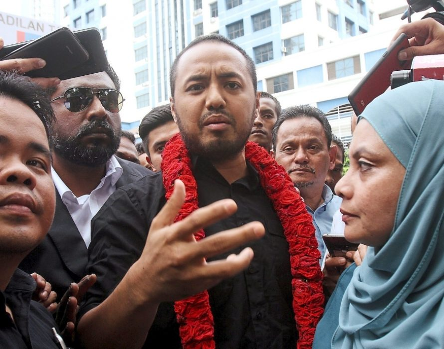 Perak police ready to track down Farhash