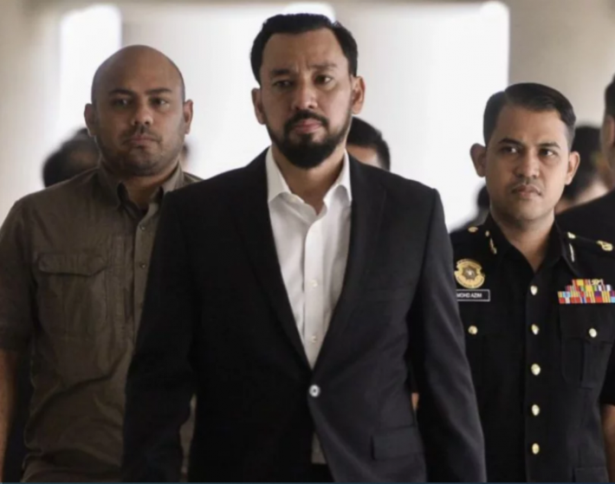 Najib's former aide: I was not protecting Jho Low!