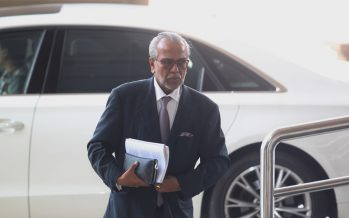 Najib's trial postponed again due to conjunctivitis