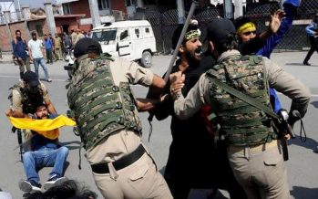Kashmir under curfew after Shia – security clashes