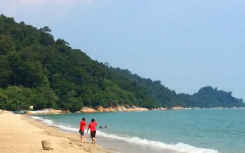 All calm on Selangor coastal fronts