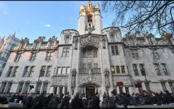 UK Supreme Court hears case that Parliament suspension was illegal