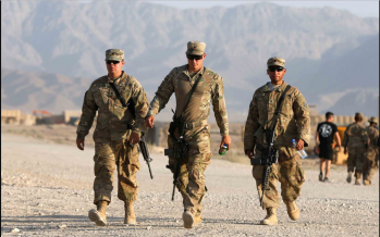 US-Taliban deal would see 5,400 troops withdraw