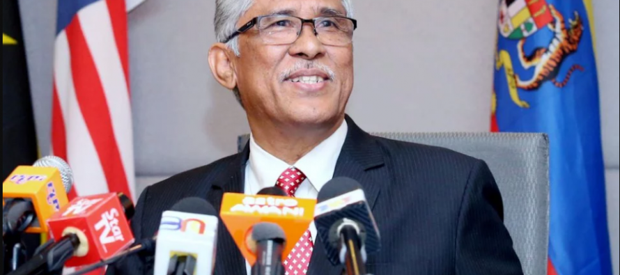 Abu Kassim: Two new bills on corruption to be tabled in Parliament