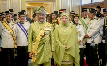 Agong: Put the differences aside, stay united