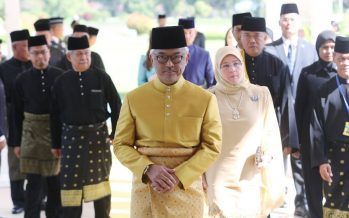 Agong: Develop the nation with unity