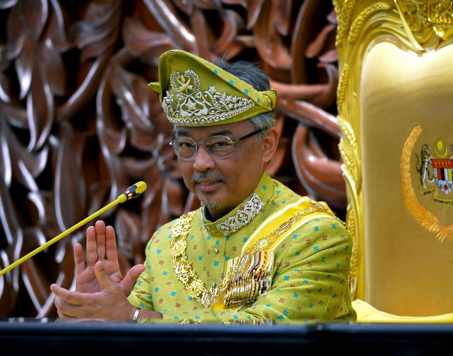 Agong: Improve aid for Orang Asli and the poor
