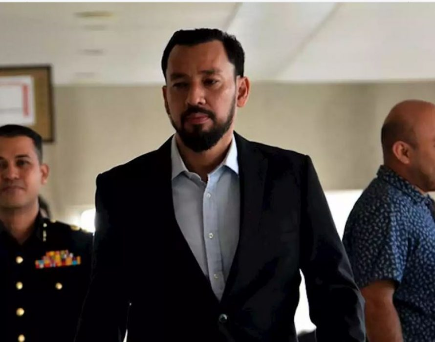 Amhari took US$200,000 loan from Jho Low