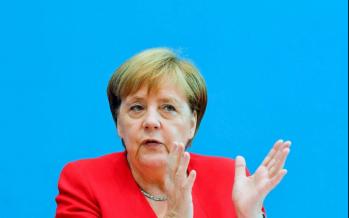 HK activists advise Merkel before her China trip
