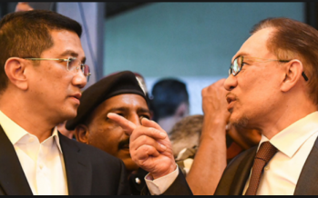 Anwar to Azmin: Attend party meetings!