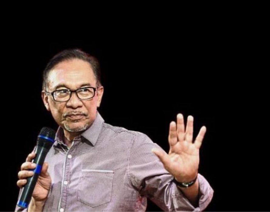Anwar stays away from questions regarding pol – sec