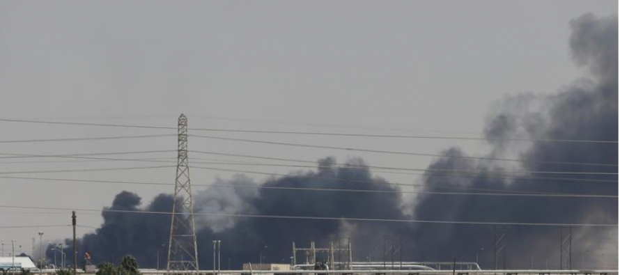 US: Saudi oil attacks came from southwest Iran