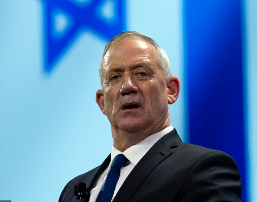 Israel's Arab party support Gantz for premiership