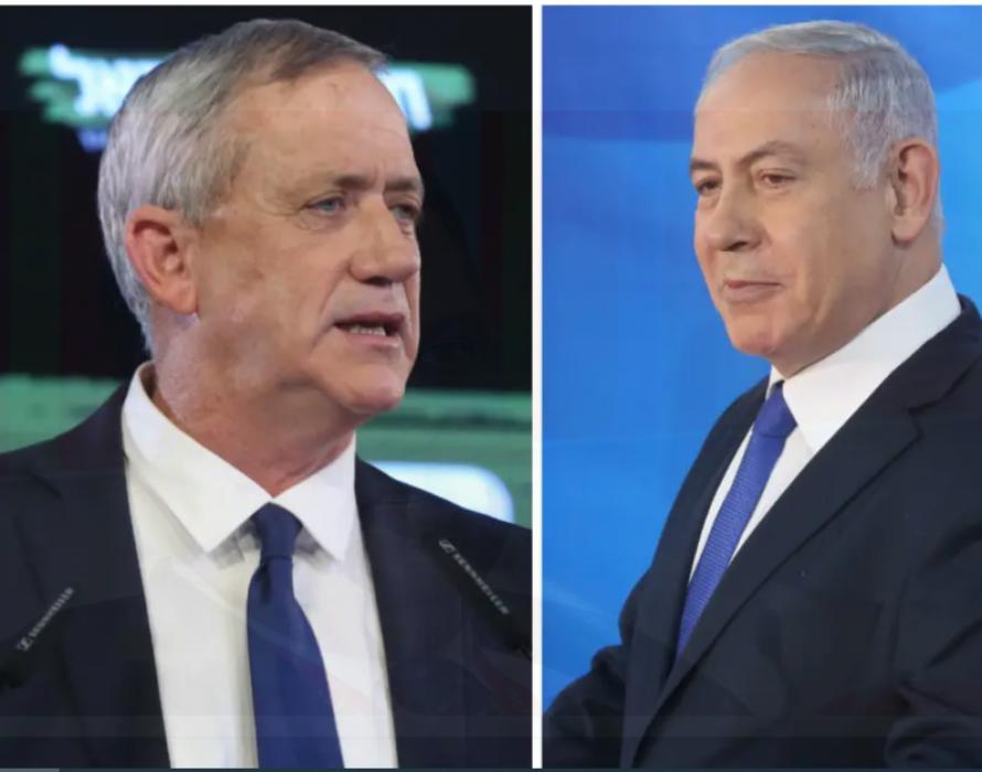 Netanyahu, Gantz in unity talks; may rotate as Israel PM