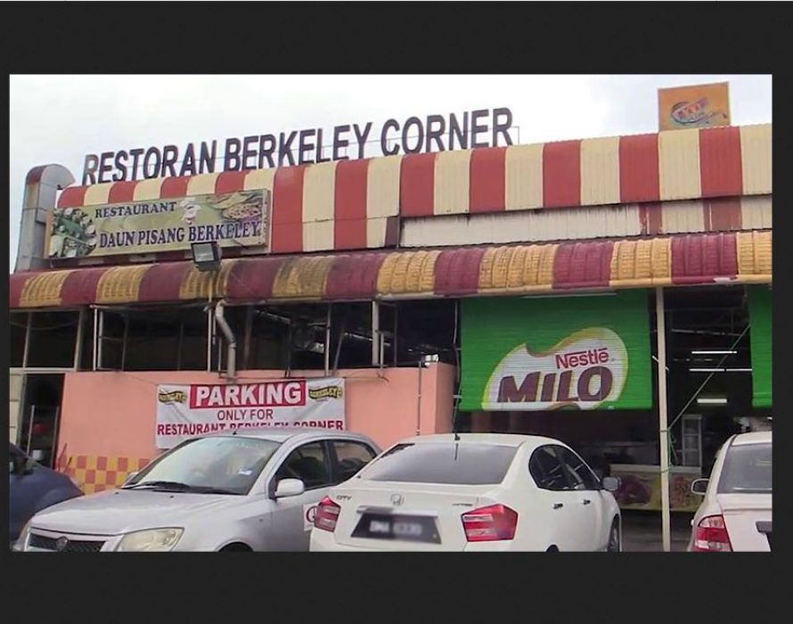 Berkeley Corner demolished with court order
