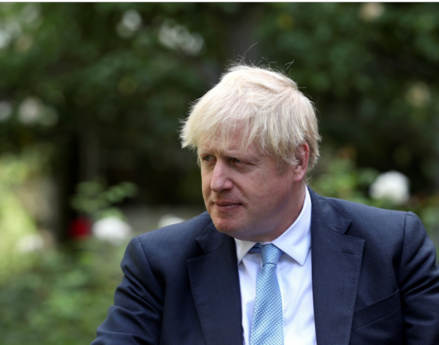 Court ruling may thwart Johnson's Brexit plan