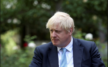 Johnson threatens election ahead of Brexit battle in Parliament