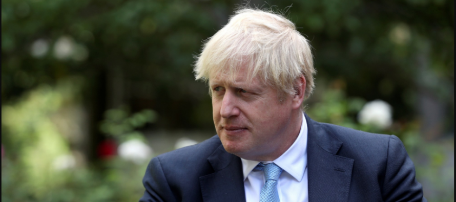 PM Johnson vows to stay put to hit Oct 31 Brexit deadline