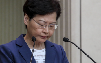 Carrie Lam to withdraw extradition Bill, officially