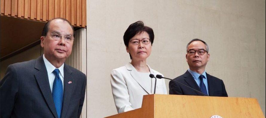 Violence escalation won't solve Hong Kong's social issues