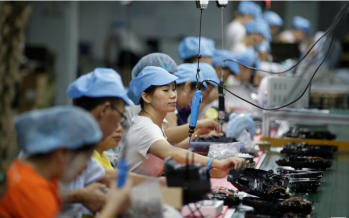 Trade war: Chinese firms build up domestic brands