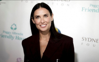 Demi Moore reveals life struggles, rape in memoir