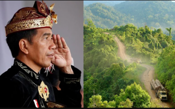 Sleepy to sleepless? Indonesia's future capital in the forest