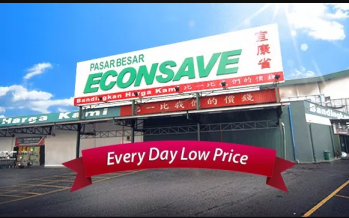 Econsave lodges report over claim of not selling bumiputera, Muslim items