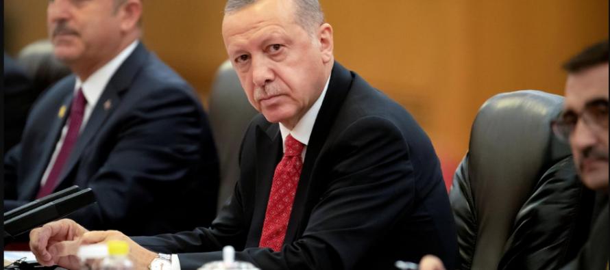 Erdogan: We may purchase US Patriot missiles