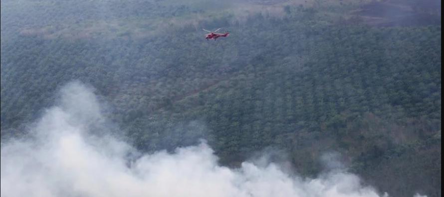 Haze emergency: Malaysian students in Pekanbaru, Jambi evacuated