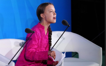 A livid Thunberg takes on world leaders at UN climate summit