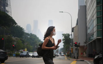 Haze situation improves in Peninsula Malaysia