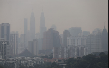 Johan Setia tops haze index
