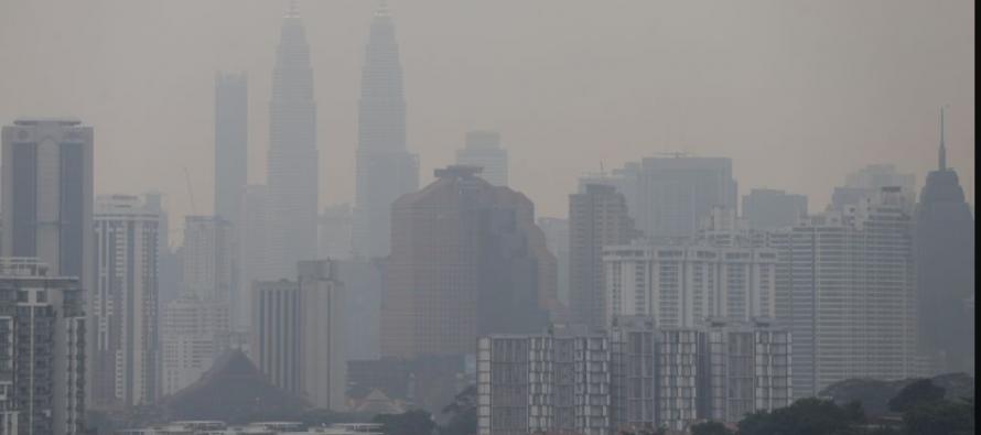 Johan Setia tops haze index