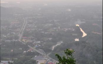 Haze: 24 areas record unhealthy readings