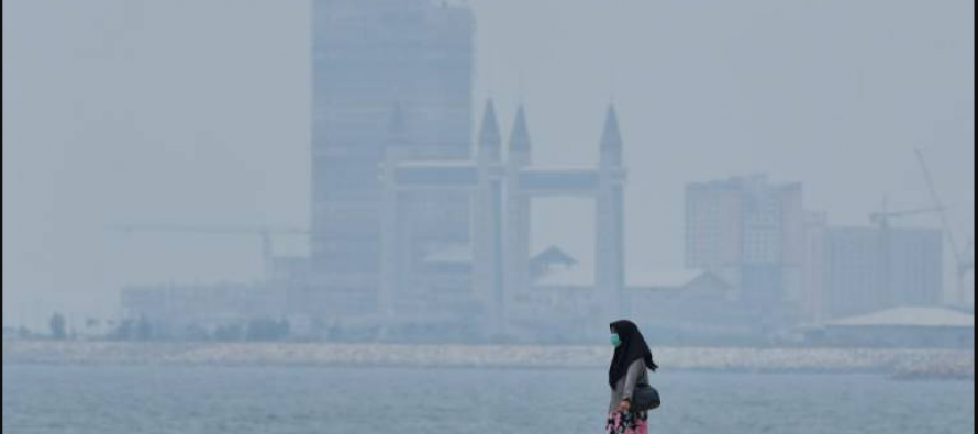 Selangor's Johan Setia air quality drops, Rompin improves
