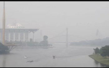 Haze forces 288 schools in Perak to close