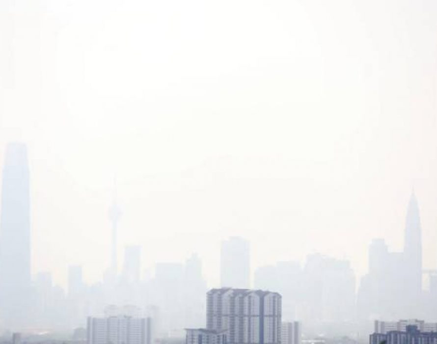 Five areas in Selangor with unhealthy air