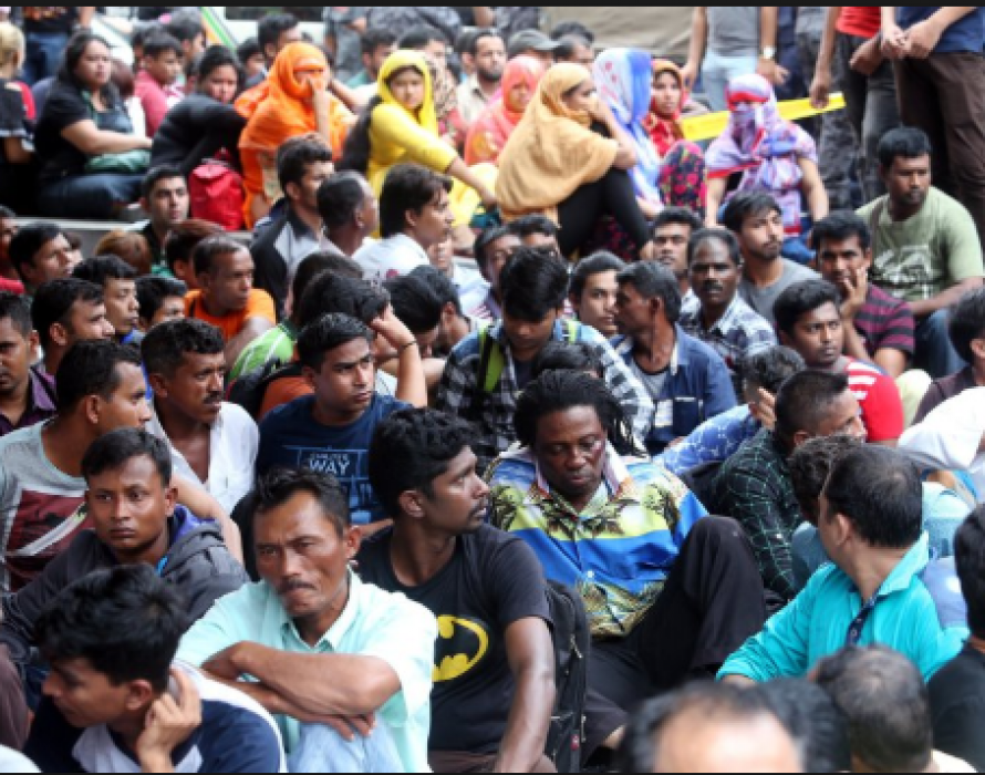 Immigration DG: Detention depots hold more than 9,000 detainees